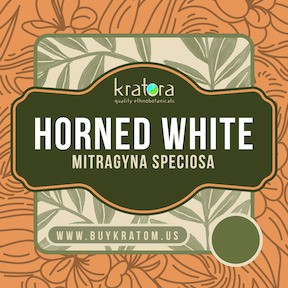 Horned White Kratom
