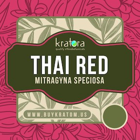 Thai Red Kratom